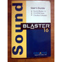 Sound Blaster 16 Manual De Usuario