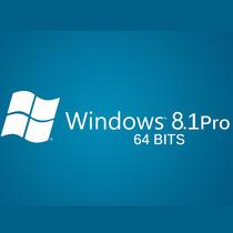 Windows 8.1 Pro Original 64 Bits Lisencia Original Dvd Pc