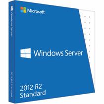Licencia Windows Server 2012 R2 Standard + 5 Cals
