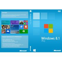 Licencia Windows 8.1 Pro Original + Coa