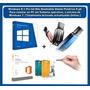 Windows 8.1 Pro + Office 2016 + Antivirus En Pendrive 8 Gb