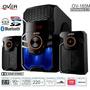 Parlantes 2.1 Overtech Ov-165m 90w Bluetooth Mp3 Card Radio