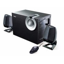 Parlante 2.1 Edifier M1335 30w Excelente Sonido Unicos!!