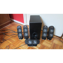 ** Parlantes Logitech X-530: Pc, Playstation, Xbox, Dvd **