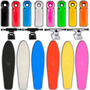 Mini Longboard Skate Patinet Penny Alu Colores Local Palermo