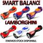 Smart Balance Lamborghini + Bluetooth + Parlante + Bolso Cr