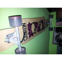 Soporte De Pared Para Skate, Longboard, Etc.