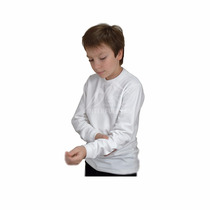 Camiseta Térmica Termica Con Friza Niño Chicos