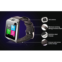 Reloj Inteligente Smartwatch Sim, Hd Cam Android Iphone