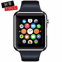 Smart Watch W8 Reloj Inteligente Android Iphone Samsung Todo