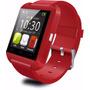 Reloj Inteligente Smartwatch U8 Android Iphone Samsung Rosar