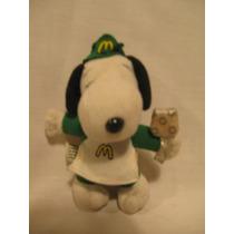 Muñeco Snoopy Coleccion Mc Donald´s