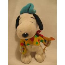 Muñeco Snoopy Coleccion Mc Donald´s Pintor