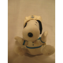 Muñeco Snoopy Coleccion Mc Donald´s Marinero