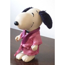 Snoopy Boxeador En Bata, Coleccionistas - 1958-66, Original
