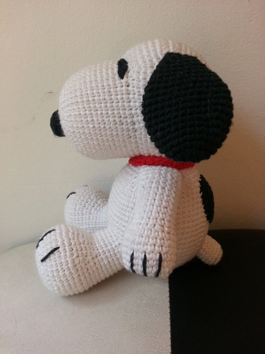 Snoopy Amigurumi-Free Craft Patterns