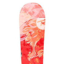 Rossignol Snowboard Kit Justice Mt 153 + Fijaciones Justice