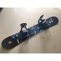 Tabla De Snowboard Burton Feelgood 149 !