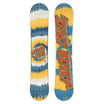 Snowboard Santa Cruz Trip Dot Rocker Santa Cruz Arg Stw