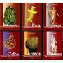 Mitología Lote X 6 Libros Nuevos Griega Celta Inca Egipcia