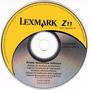Cd Drivers Lexmark Z11 Original Usado