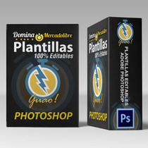 Plantillas Photoshop Mercadolibre Diseños Mercado Libre Psd