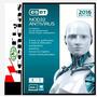 Eset Nod32 Antivirus V9 Licencia Original 1 Año X 1 Pc
