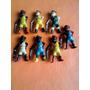 Lote X 7 Figuras Soldaditos De Plastico Decada Del 60