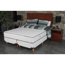 Sommier Lenga-suite Queen Size 1.60mts. Hotelería Alta Gama