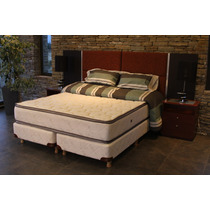 Sommier Coihue-suite Queen Size 1.60mts. Hotelería Alta Gama