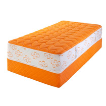 Base Sommier Meyer Kolors Orange 90cm.