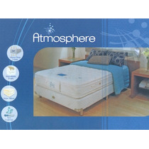 Sommier Y Colchon Suavestar Atmophere Intro 140 X 190