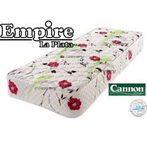 Colchon Cannon Soñar 1 Plaza 0,80x1,90m (empire La Plata)