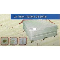 Somier Alta Gama Espuma Alta Densidad Tamaño 1.60m X 2m Novo