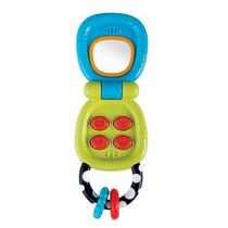 Telefono Celular Mordillo Con Sonido Para Bebes