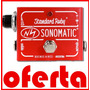 Sonomatic Booster Standard Ruby Pedal Efecto + Interpedal