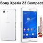 Sony Xperia Z3 Compact 20,7mp Video 4k Snapdragon 801 Libre