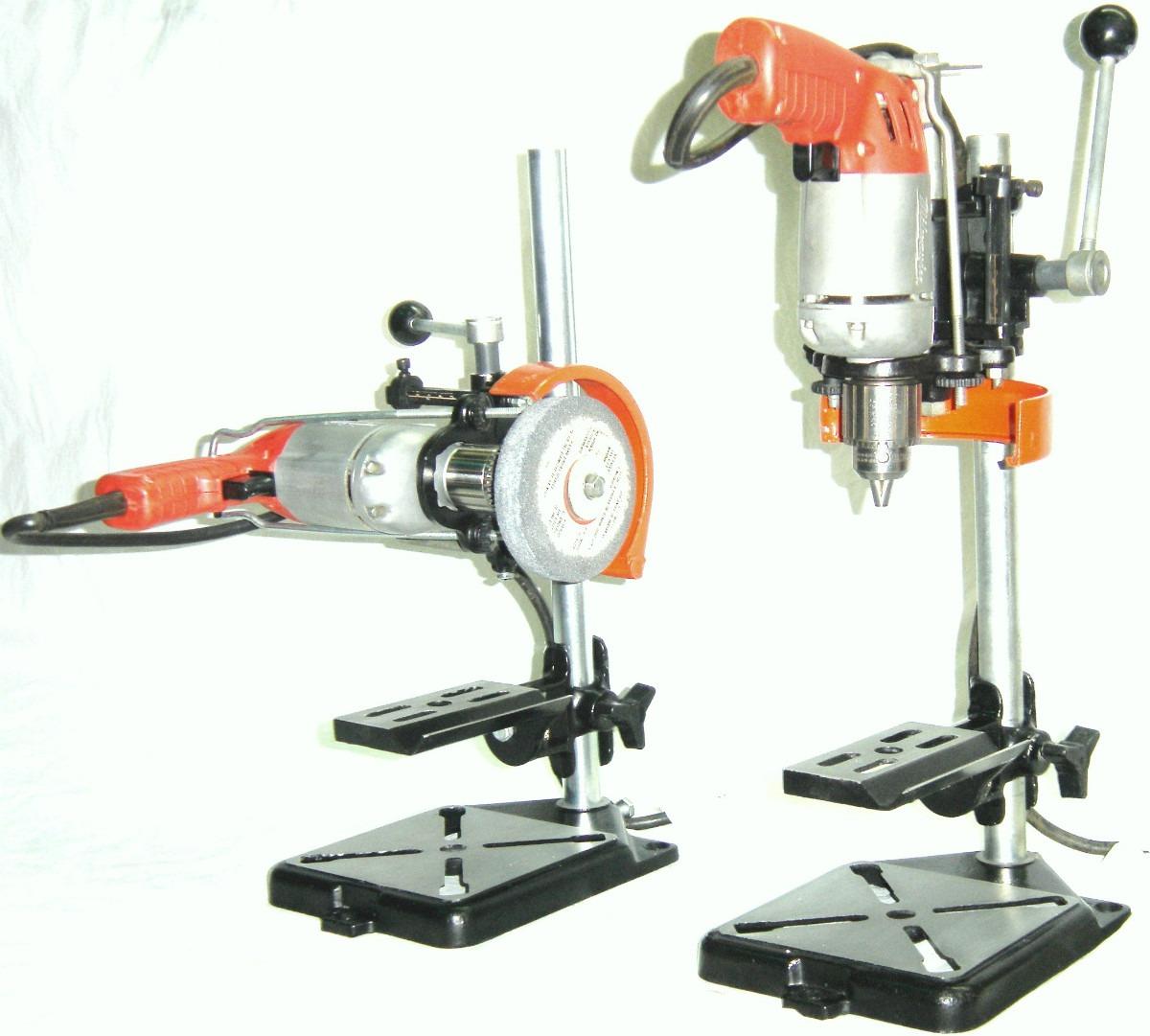 Pin taladro soporte vertical para electrico manual 35000 - Soportes para taladro ...