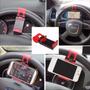 Soporte Auto Volante Universal Bici Iphone 4 5c 5s 6 6s Plus