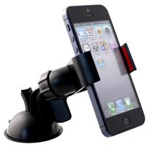 Soporte Auto Universal Celular Pda Mp4 Gps Blackberry Iphone