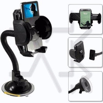 Holder Universal Para Auto Celulares Mp3 Mp4 Gps Iphone