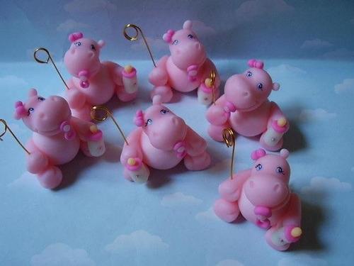 Souvenirs Hipopotamo Bebe En Porcelana Fria - Arte y Artesanías ...