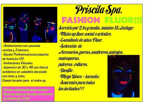 Spa De Nenas,pijama Party,animaciones Mixtas,fiesta Teen.