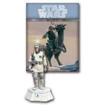 Ajedrez Star Wars - Soldado De Hoth - Peon Blanco