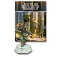 Ajedrez Star Wars - Comando Rebelde - Peon Blanco