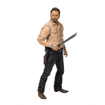 The Walking Dead Tv Series 06 Rick Grimes - Mcfarlane