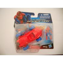 Spider Man - Spider Racer Original Hasbro 2012- Gianmm