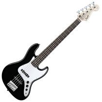 Bajo Electrico Squier Jazz Bass Afinnity V - 5 Cuerdas Black