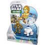 Muñecos Galactic Star Wars C3po R2d2 Hasbro Playskool Heroes