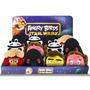 12 Llavero Angry Birds Star Wars Peluche Cumpleaños Souvenir